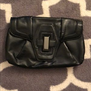 Black clutch Christian siriano for Payless